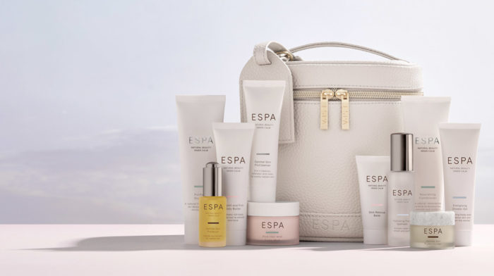 The Explore Series | Skincare on tour? It's in the bag!