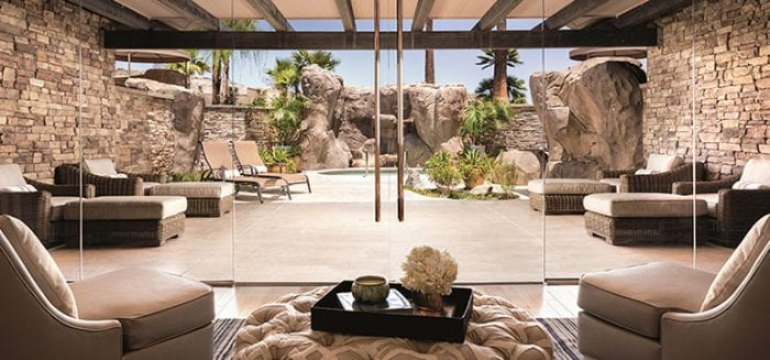 Spa of the Month - February   The Ritz-Carlton Rancho Mirage
