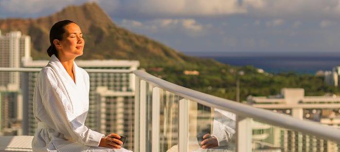 Spa of the Month, March   The Ritz-Carlton, Waikiki Beach