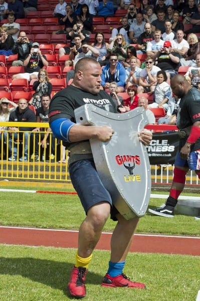 Terry Hollands Giants Live