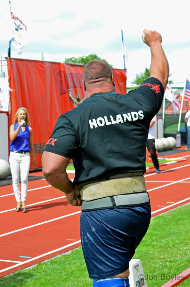 Terry Hollands Strongman