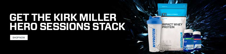 Kirk Miller Hero Sessions Stack