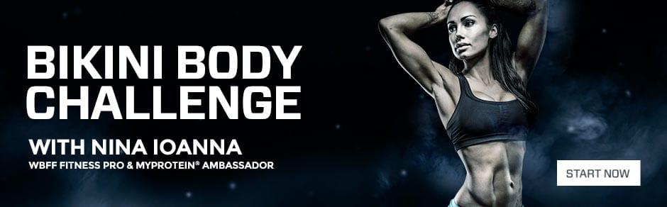 Bikini Body Challenge Myprotein