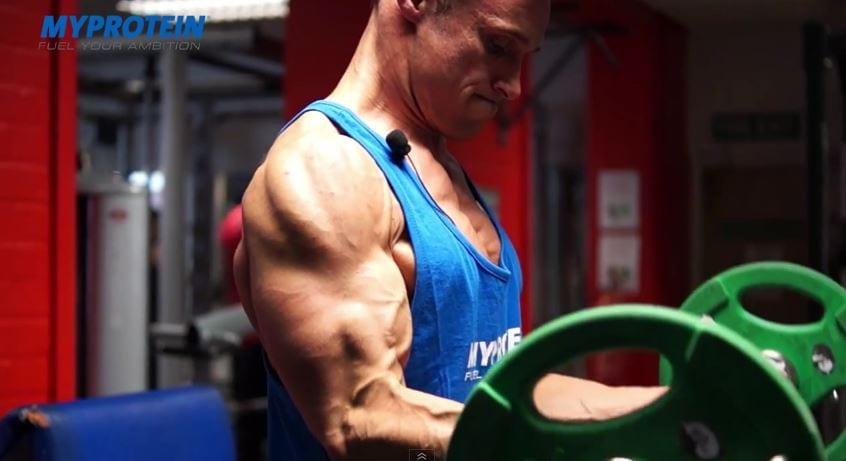 kirk miller biceps