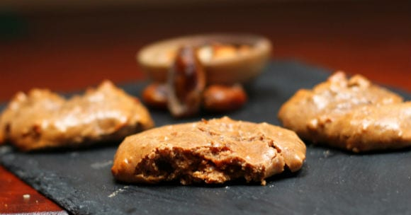 Date and Almond Protein Cookies Recipe