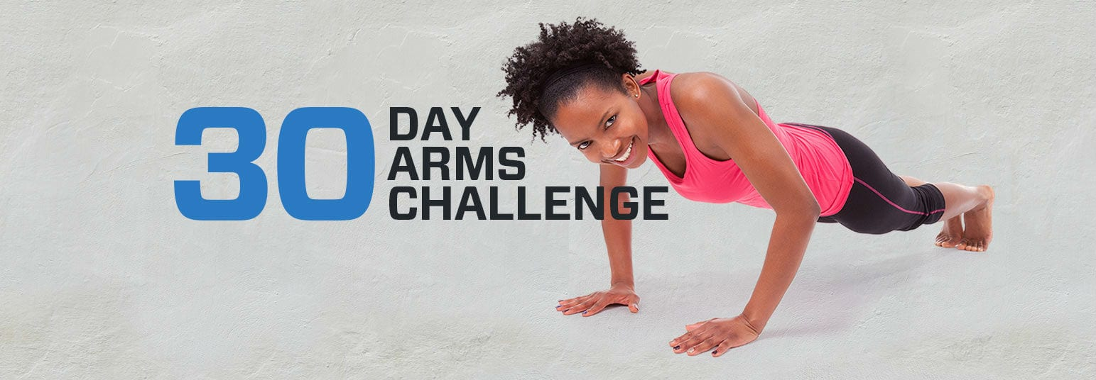 30 Day Arm Challenege