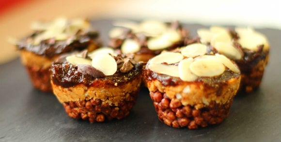 Protein Date Cups