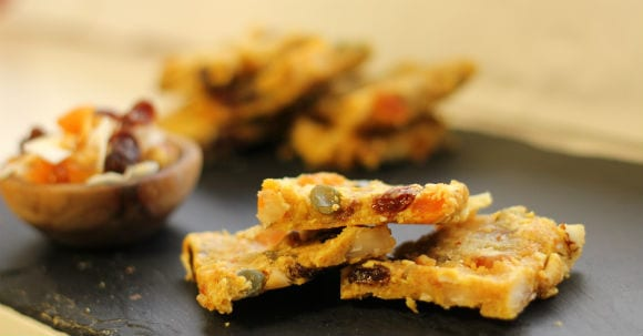 Tropical Protein Bars