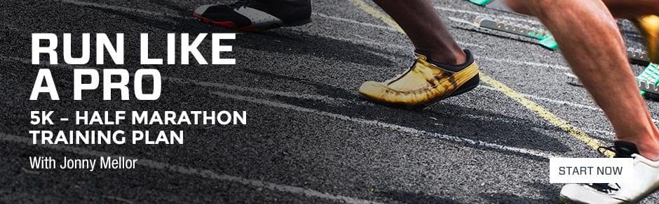 5K to Marathon Training