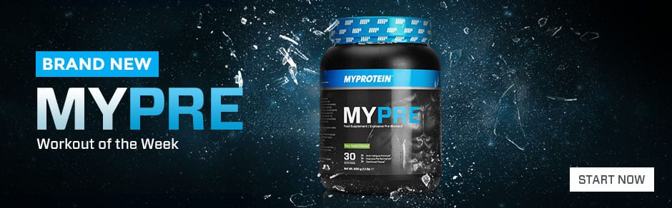 MYPRE Workout of the Week