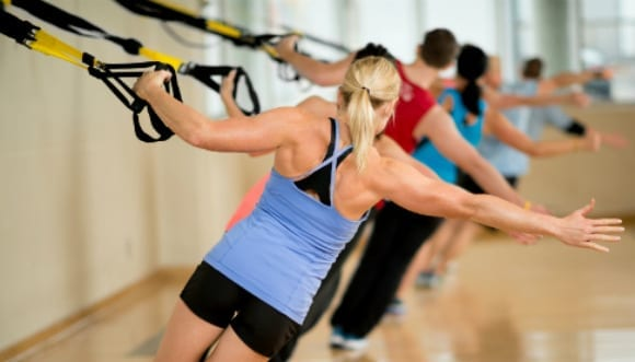 TRX Shoulder Workout | 5 Exercises for Strength