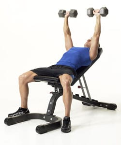 CHEST WORKOUTS: Build a full, thick, balanced chest