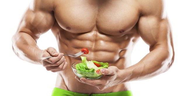 Vegetarian muscle building
