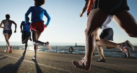 increasing running stamina