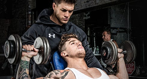 The Harrison Twins: Build Boulder Shoulder