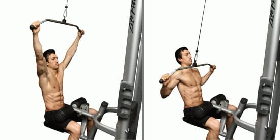 Cable Pulldowns