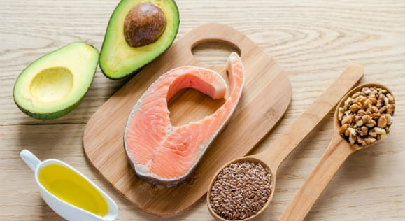 Saturated healthy fats