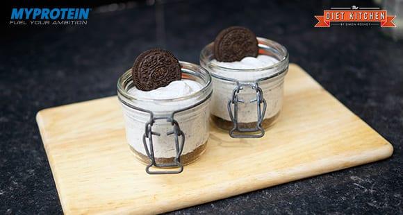 oreo breakfast cheesecake