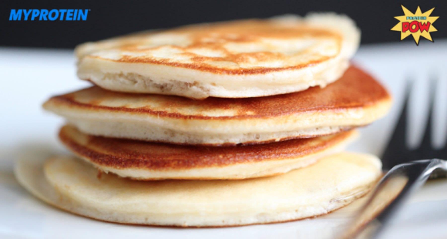 mini protein pancakes