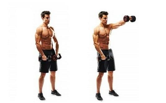 boulder shoulder exercises workout routine