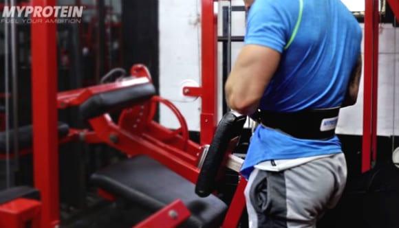 Myprotein weightsbelt