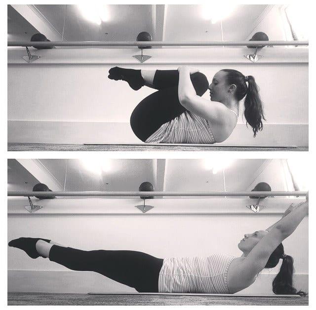 pilates full extension