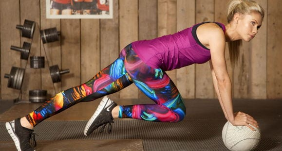 calorie burn HIIT training