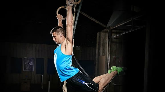 muscle ups functional fitness