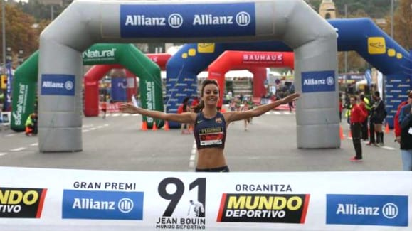 ingrid pino spanish track champion