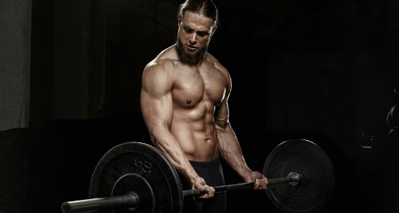 Building Muscle With Just A Barbell | Is It Possible?