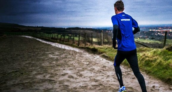 running injuries in winter
