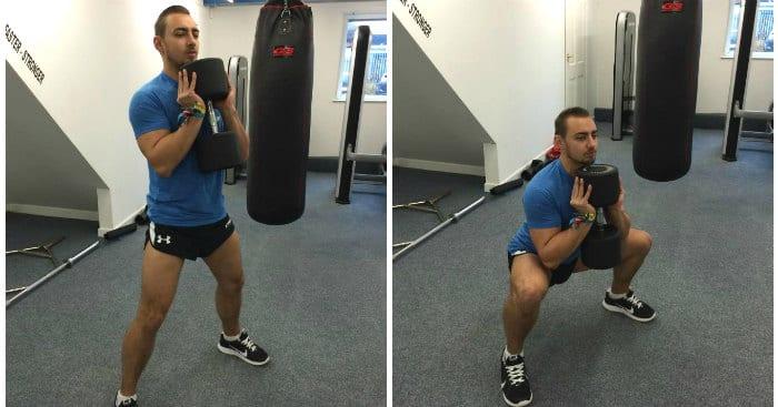 Leg Destroying Dumbbell Workout Top 5 Dumbbell Exercises For Legs Myprotein