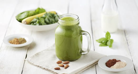Superfood Smoothies | Super Green Smoothie Recipe