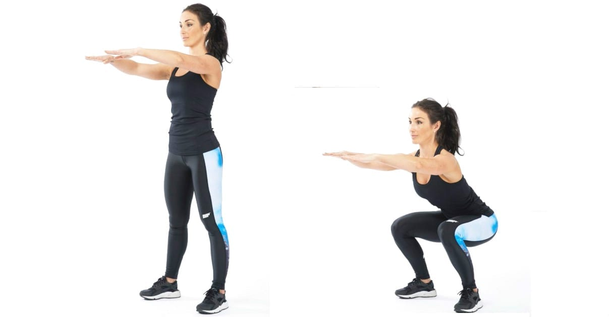 Beginner Exercises | 5 Easy Exercises To Do At Home