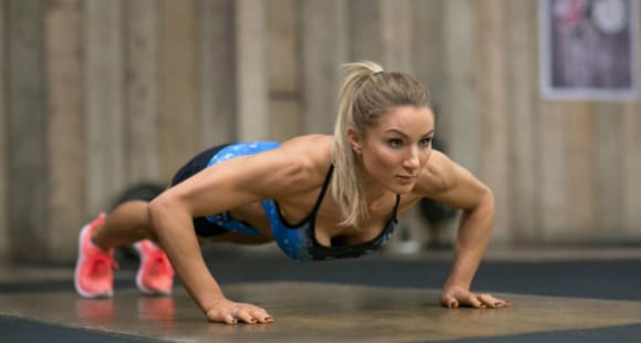 How To Do Proper Push Ups | 4 Variations For Beginners