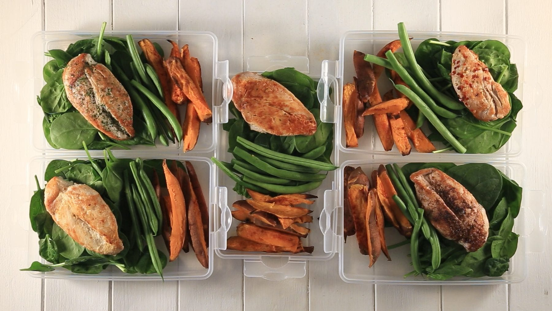 chicken meal prep