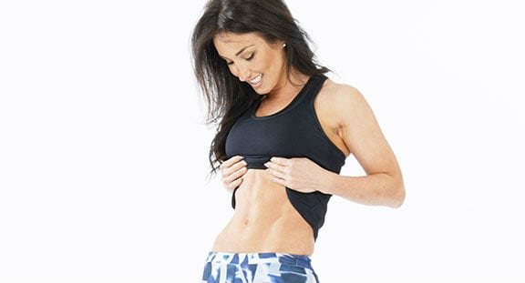 Flat Belly Workout | 5 Exercises for Toning Your Lower Abs