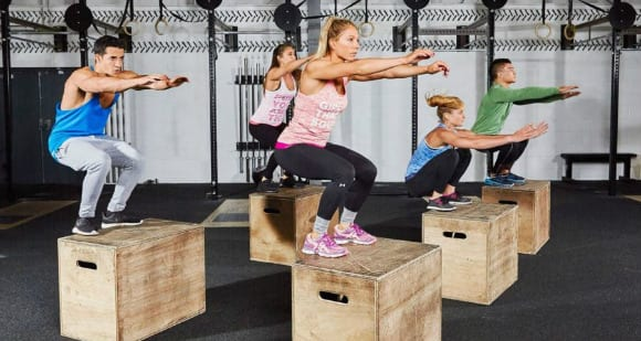 Plyometric Training | Cardio Circuit for Strength & Power