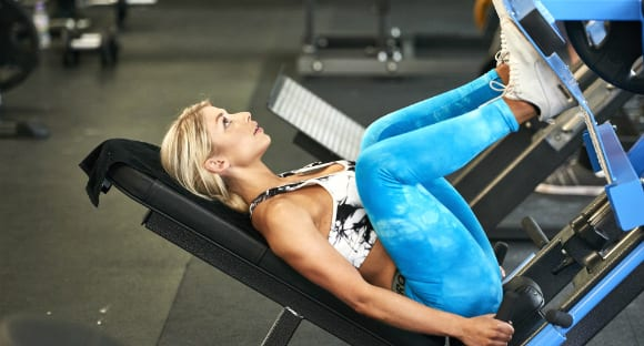 Weight Training For Women | Lift To Burn Fat, Not Bulk