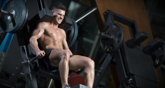 How To Use The Seated Leg Press Machine | + Leg-Positioning Variations