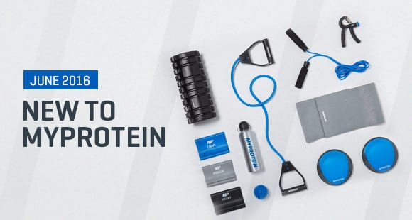 NEW IN | June 2016 | Foam Roller, Resistance Bands & More!