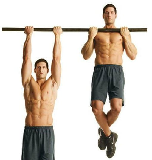 Chin Up vs Pull Up | What Are The Differences?