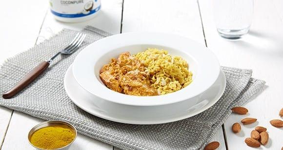 turmeric curry