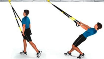 trx swimmers pull