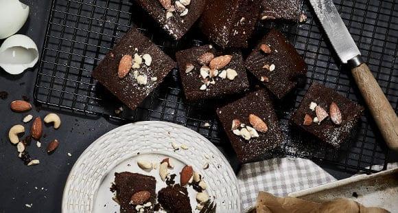 Bake at home brownies