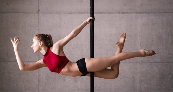 Pole Fitness | Introduction And Exercises