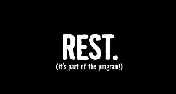 Make Your Gym Rest Day Work For You