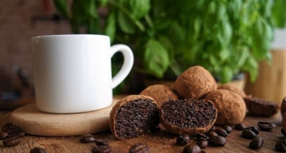 Chocolate Truffle Recipe | Chocolate, Coffee & Hazelnut