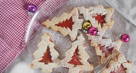Christmas Cookies | Vegan Treats