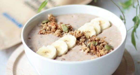 baobab smoothie bowl